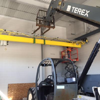 Overhead cranes thumbnail image