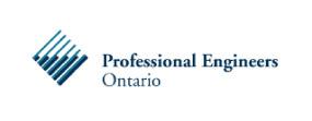 Professional Engineers of Ontario Logo
